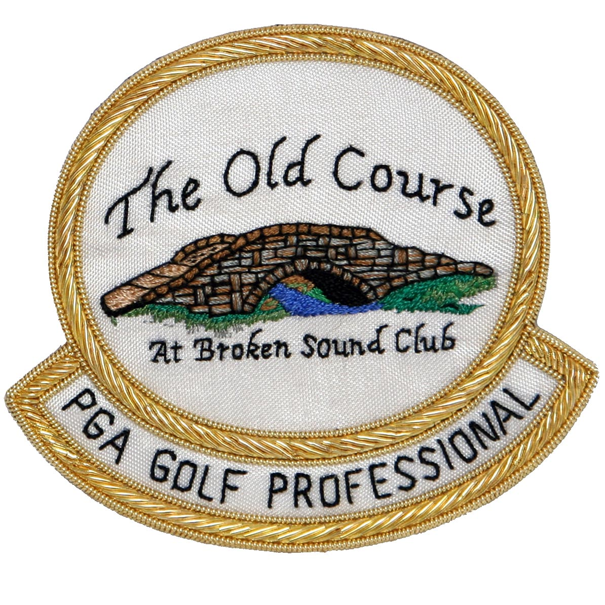 The Old Course Crest