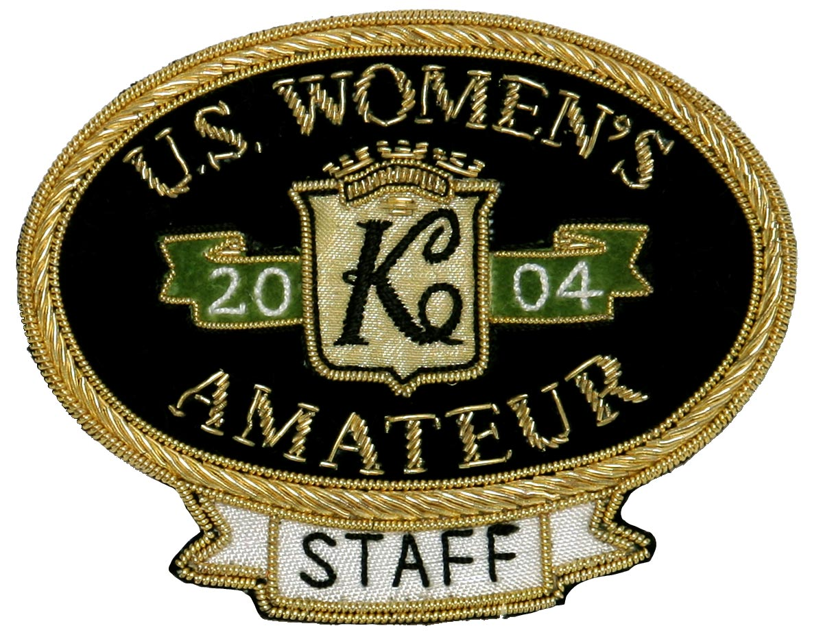 US Women's Amateur Bazer Crest